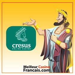 Cresus Casino en ligne français